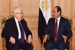 Irak ve Mısır cumhurbaşkanları görüşecek