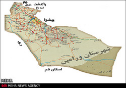 ورامین در کشور زبانزد است/خدمت رسانی به دیار ۱۵ خرداد توسعه یابد