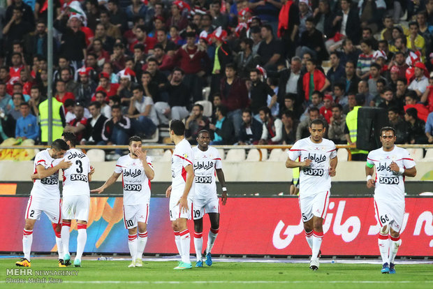 Persepolis drops to 4th after draw against Tractor Sazi