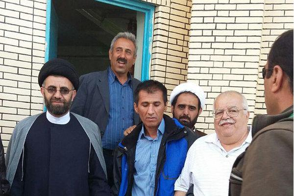 محیطبان دنا از زندان مرکزی یاسوج آزاد شد