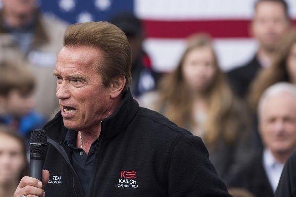 آرنولد درباره انتخابات ریاست جمهوری موضعش را روشن کرد