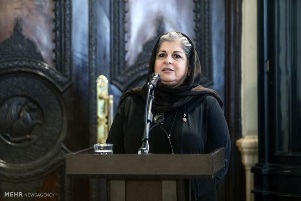 لقاء هاشمي رفسنجاني مع وفد إعلامي ثقافي