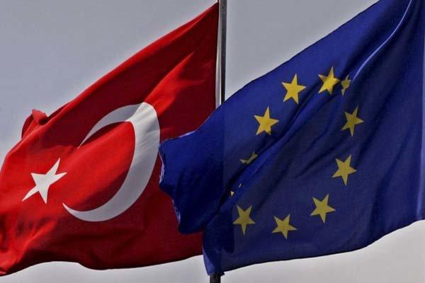 ترکیه تا ۱۰ سال آینده هم بعید است به اروپا بپیوندد