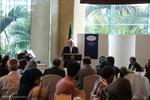 دیدار وزیر امور خارجه با دانشجویان و ایرانیان مقیم سنگاپور