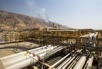 Gas production soars 23bn cubic meters