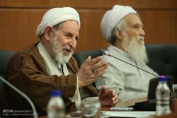 مشاهد من آخر اجتماع لمجلس خبراء القيادة
