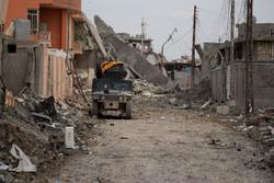 اشتباكات عنيفة بين القوات العراقية وعناصر داعش في مدينة الرمادي