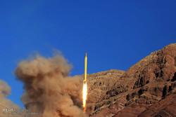 IRGC test-fires 2 Qadr H missiles