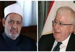 شيخ الأزهر يدعو لاقامة مؤتمر يجمع المذاهب لتعزيز الوحدة الاسلامية