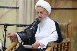 آية الله مكارم شيرازي: المناظرات الانتخابية يجب أن لا تتضمن الاتهامات والأكاذيب