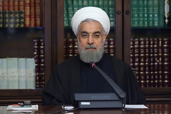روحانی در نشست شورای عالی انقلاب فرهنگی