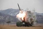 کره شمالی بار دیگر یک موشک آزمایش کرد