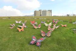 استفاده از ظرفیت فضای شهری برای نمایش آثار هنری
