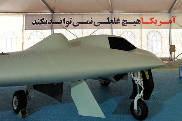پهپاد RQ-۱۷۰ ایرانی به نام «سیمرغ» نامگذاری شد