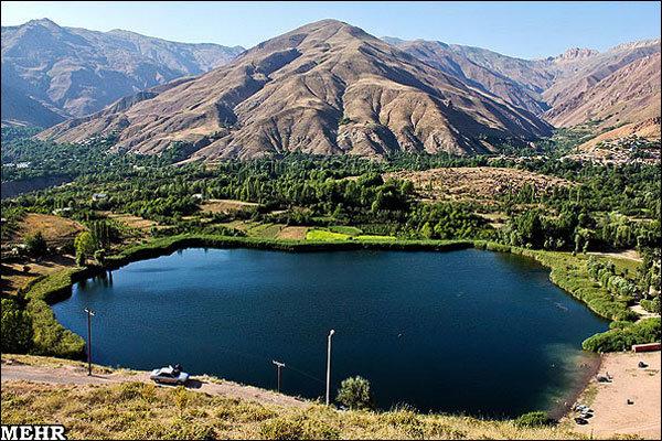 زیباترین دریاچه استان قزوین میزبان گردشگران/ نگینی در دامن الموت - خبرگزاری  مهر | اخبار ایران و جهان | Mehr News Agency