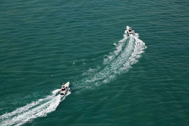 درگیری سپاه با قاچاقچیان در خلیج فارس/ یک نفر کشته شد