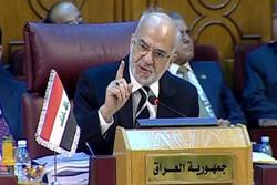 العراق للدول العربية: لا خيار غير الحوار مع إيران