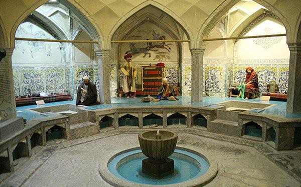 ۱۲۰۰ حمام تاریخی در کشور شناسایی شد