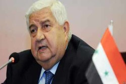 Syrian FM to visit Tehran today to boost bilateral ties