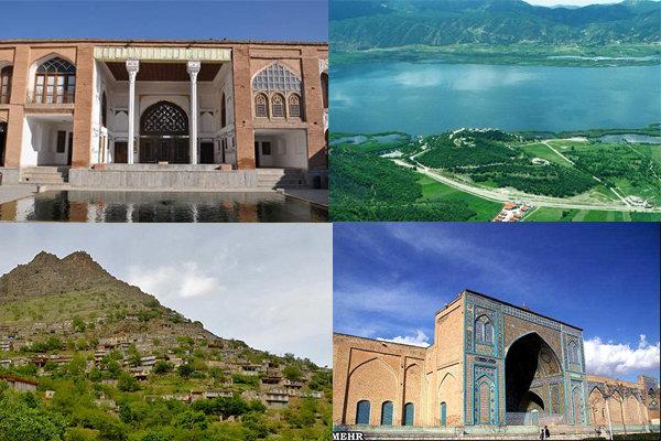 طبیعت بکر و تاریخ کهن استان کردستان در انتظار مسافران نوروزی
