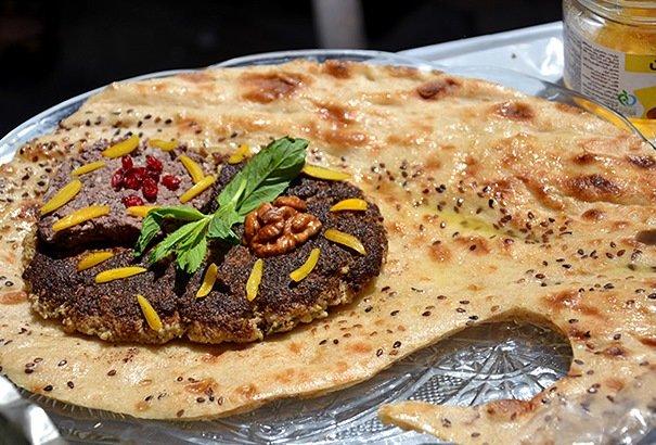 بریانی معروفترین غذای محلی اصفهان/گوشت و لوبیا غذای سنتی مناسبتی