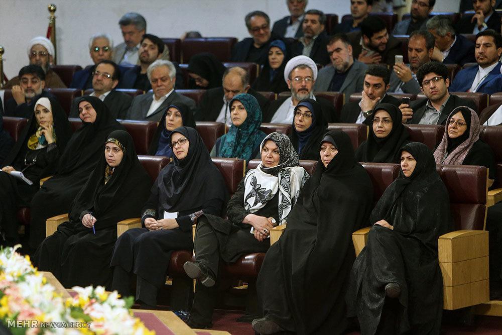 همایش منتخبین اصلاحطلبان و اعتدالگرایان در مجلس دهم