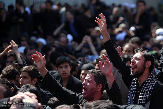 سوگواره یاس نبوی در ۷۲ بقعه متبرکه استان مرکزی برگزار می شود