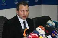 Lebanese Foreign Minister, Gebran Bassil