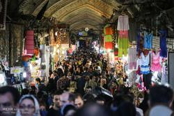 New Year shopping in Tehran
