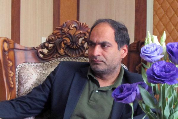حسین خواجهبیدختی مدیرکل میراث فرهنگی، صنایعدستی و گردشگری استان سمنان