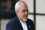 Iran's Zarif on fraying nuclear deal, US relations, and Holocaust cartoons
