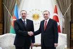 اردوغان و الهامعلیاف درباره قدس رایزنی کردند