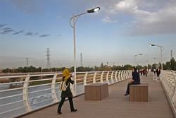 بوستانها و تفرجگاههای شهر اهواز با موانع فیزیکی بسته شد