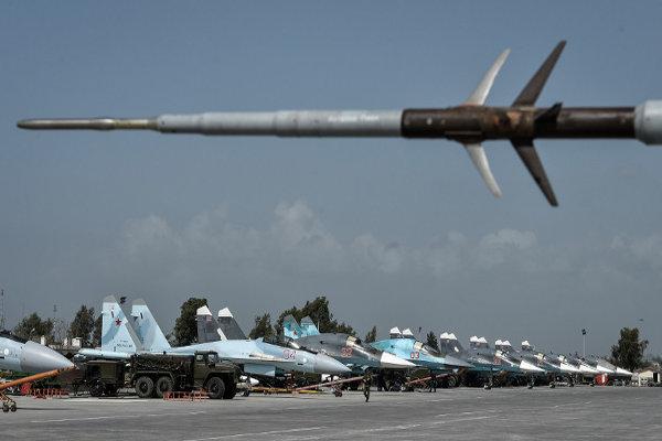 الطائرات الحربية الروسية تتجهز لمغادرة سوريا