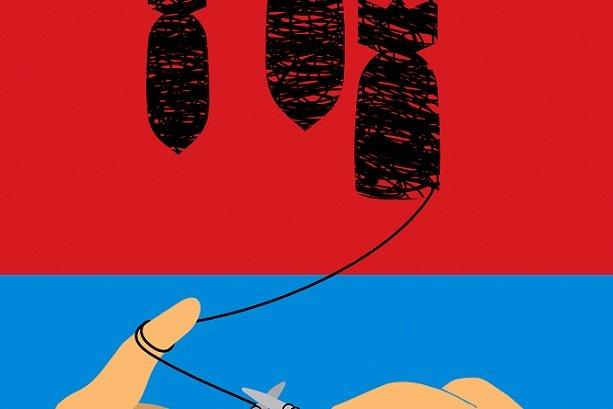 UN honors Iranian artist for disarmament poster