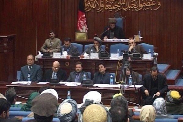 سنای افغانستان پیمان امنیتی با آمریکا را مورد بازنگری قرار می دهد