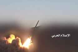 الجيش اليمني يطلق صاروخاً باليستياً على معسكر للمرتزقة بمحافظة الجوف