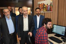 افتتاح پخش اچ دی شبکه مستند توسط رییس رسانه ملی