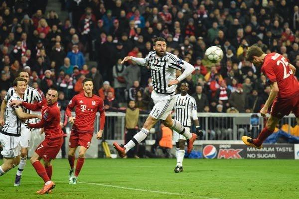 بایرن در وقتهای اضافه صعود کرد/ وداع تلخ یوونتوس با لیگ قهرمانان