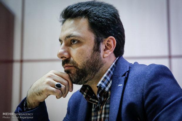 امیر تاجیک مدیر شبکه مستند سیما