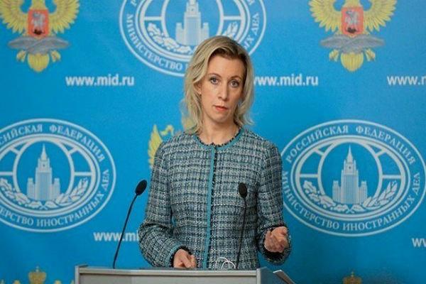 زاخاروفا: الاستفزازات حول قضية سكريبال مرتبطة بالوضع في سوريا