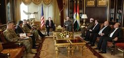 سەرۆکی هەرێمی کوردستان و نوێنەری ئۆباما دیداریان کرد