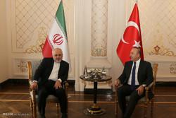Zarif, Turkish counterpart meet in Istanbul