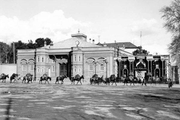 تصاویر دیدنی از تهران قدیم
