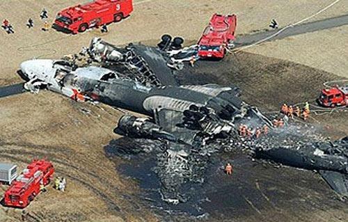 تحطم طائرة مدنية اماراتية في روسيا ومقتل جميع ركابها