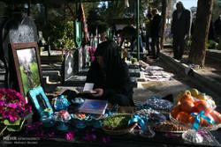 بزرگترین حرکت خودجوش در ایران/ حضور میلیونی مردم تهران در بهشت زهرا