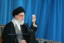 عکسی از رهبر انقلاب در زمان دفاع مقدس