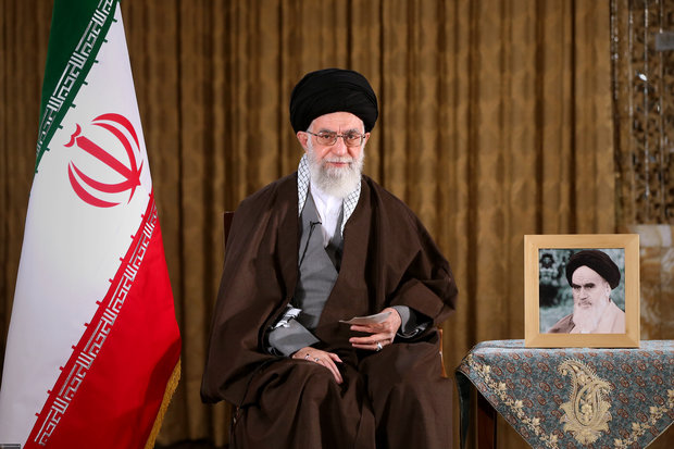Leader's Nowruz message for Iranian New Year