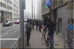برسلز میں پولیس نے 6 مشتبہ فراد کو گرفتار کرلیا