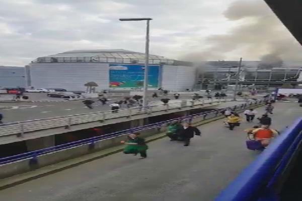 بلجيكا تعيد فتح مطار بروكسل الدولي